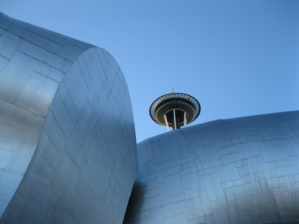 The EMP Museum & the Space Needle