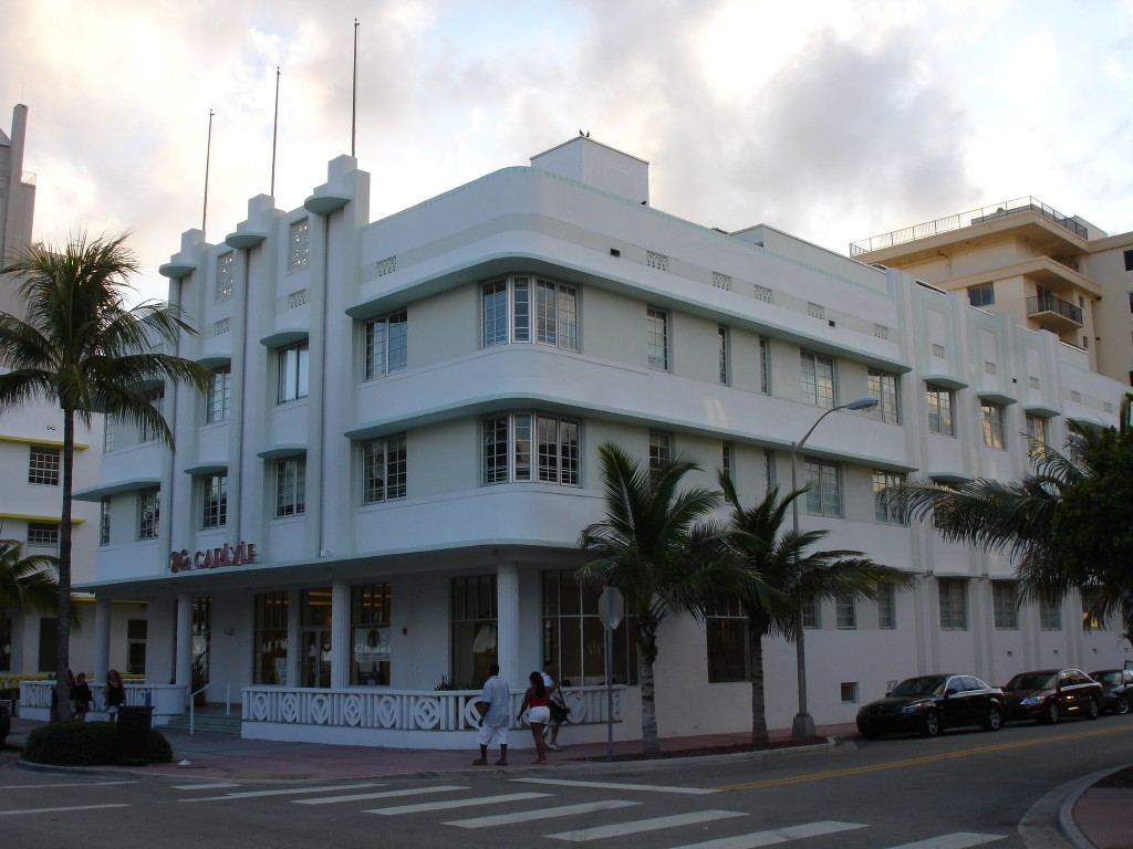 The Carlyle Hotel at Ocean Drive