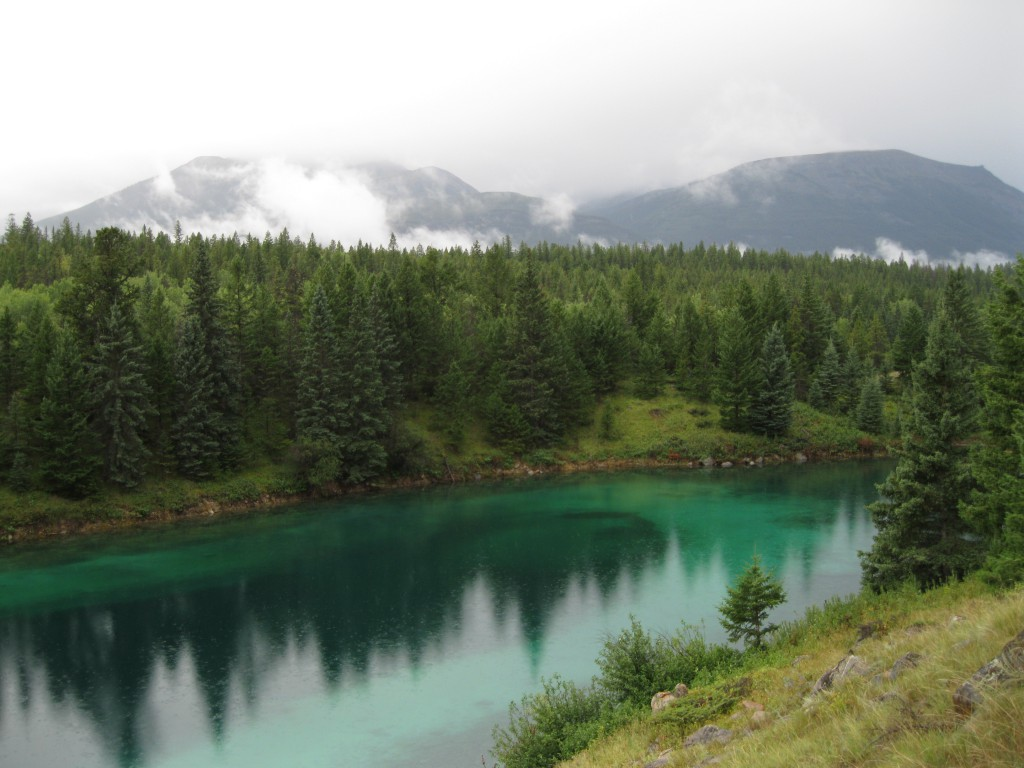 The Fifth Lake in the Valley of Five Lakes