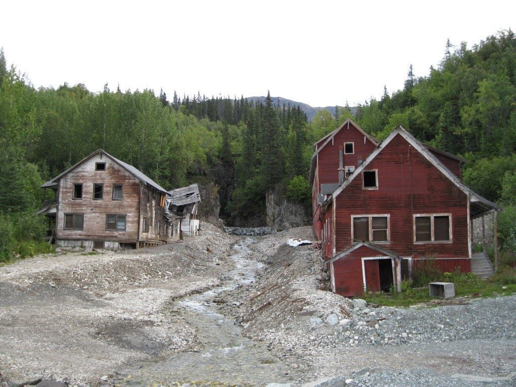 The Kennecott Mill