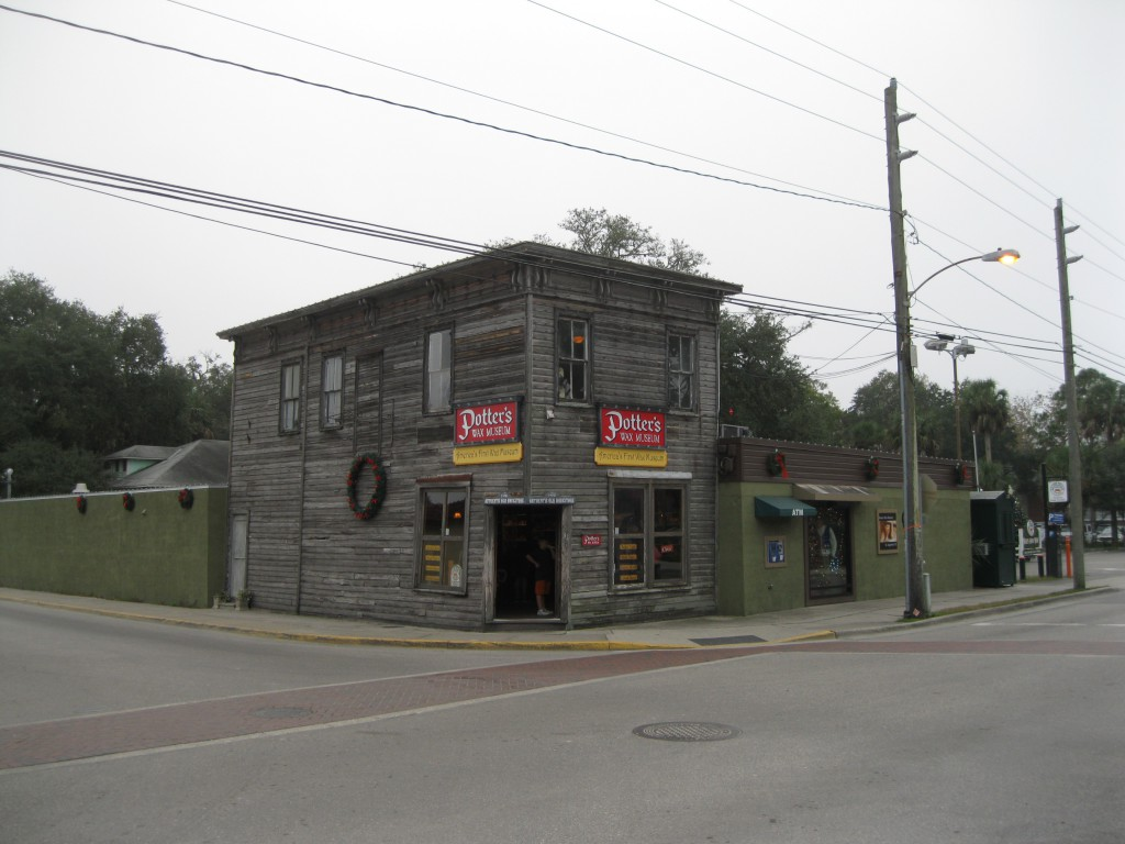 The Authentic Old Drugstore
