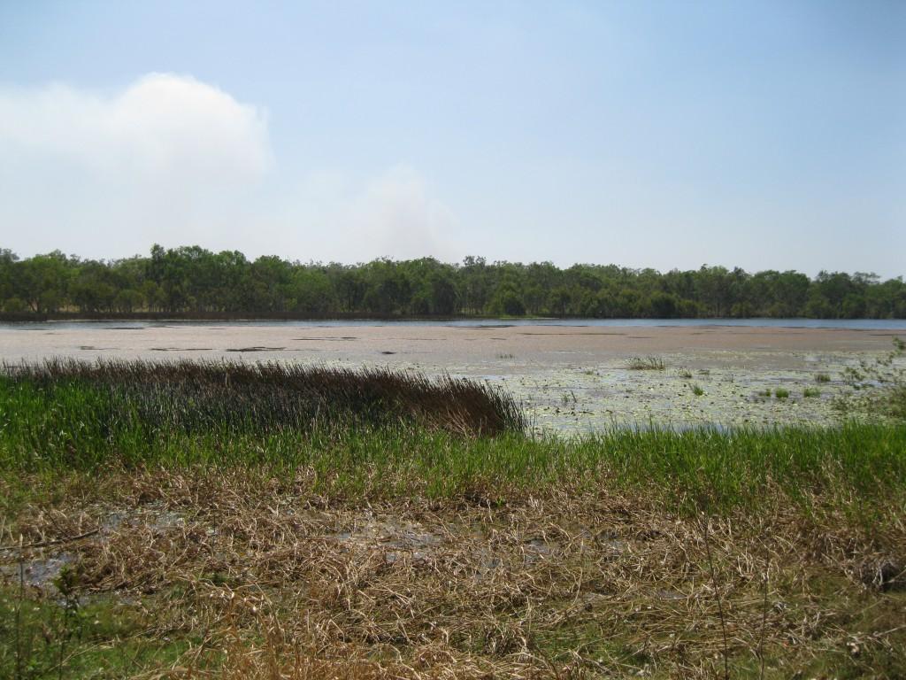 Lake at Jabiru