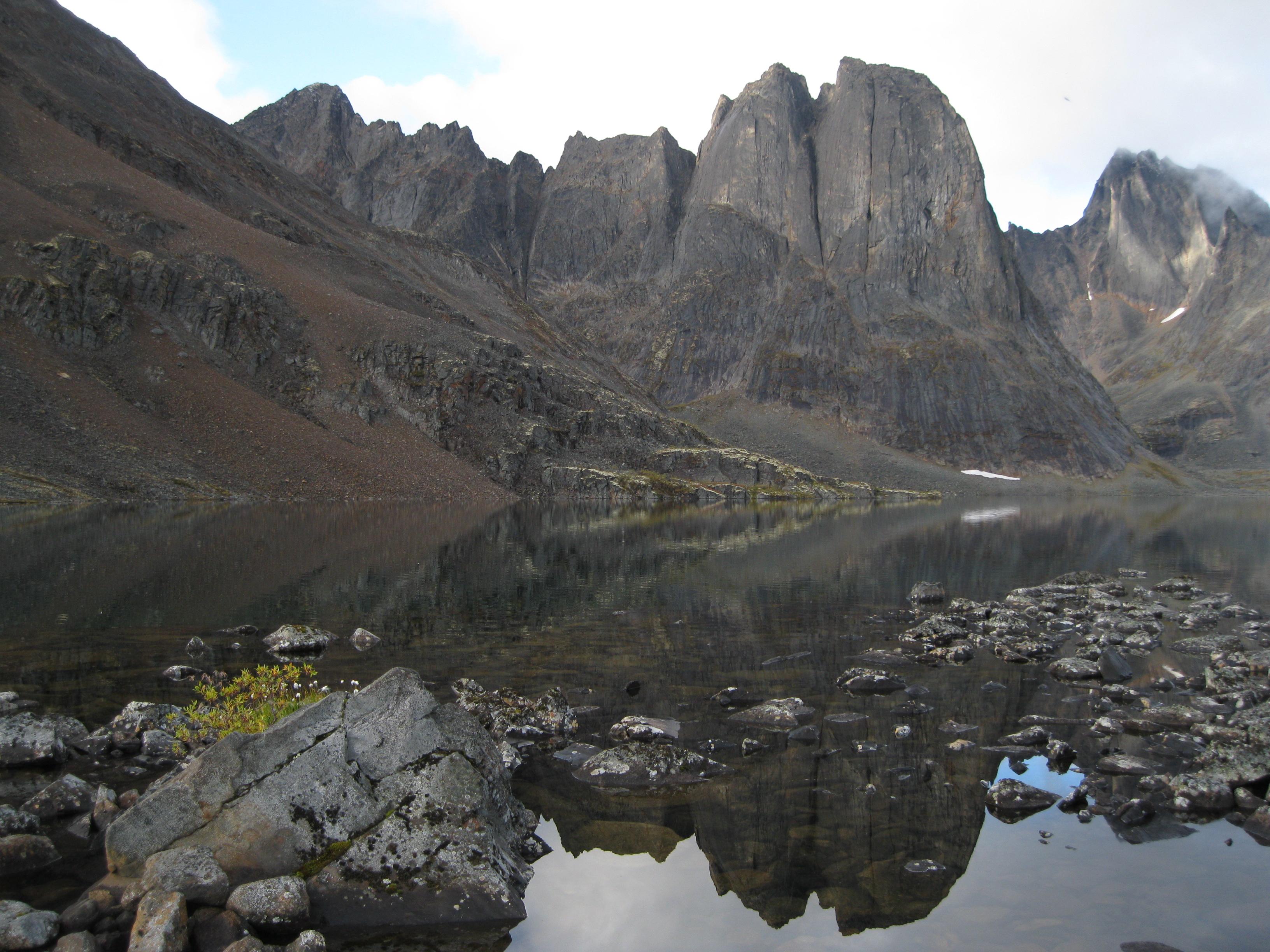 Tombstone Territorial Park Yukon Journeyscope