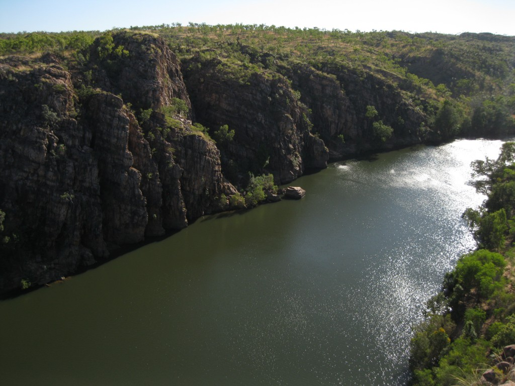 Katherine Gorge from Baruwei Lookout