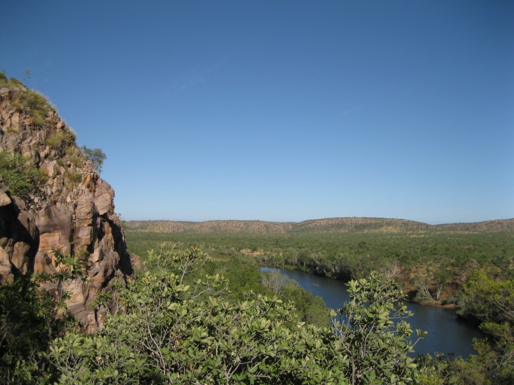 Katherine River from Baruwei Lookout