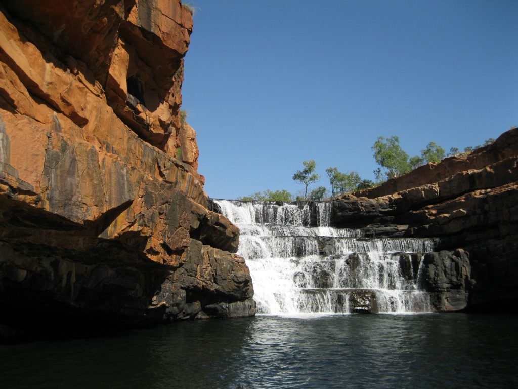 Bell Gorge Waterfall