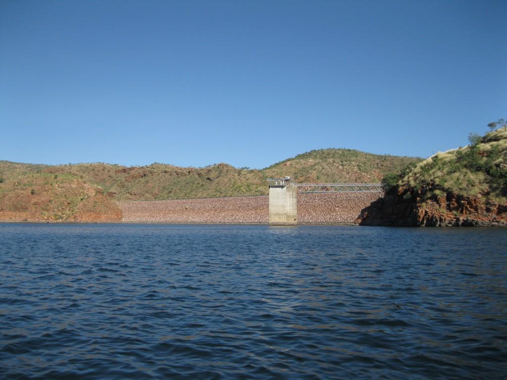The Ord River Dam
