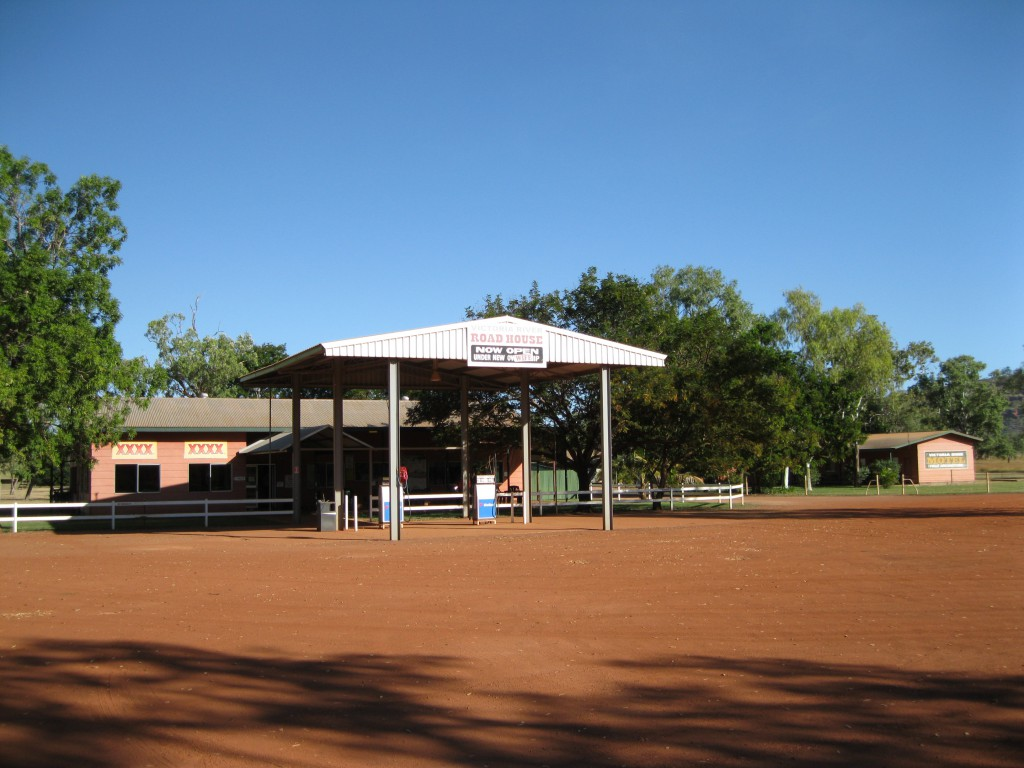 The Victoria River Roadhouse