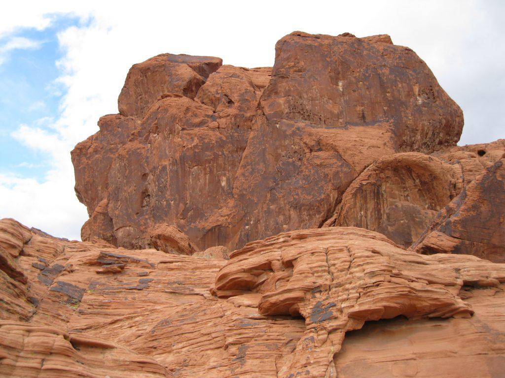 Atlatl Rock