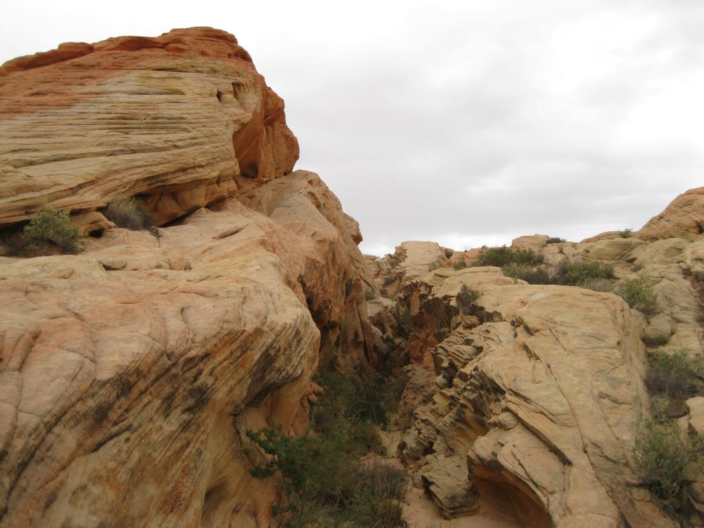 Chasms at Rainbow Vista