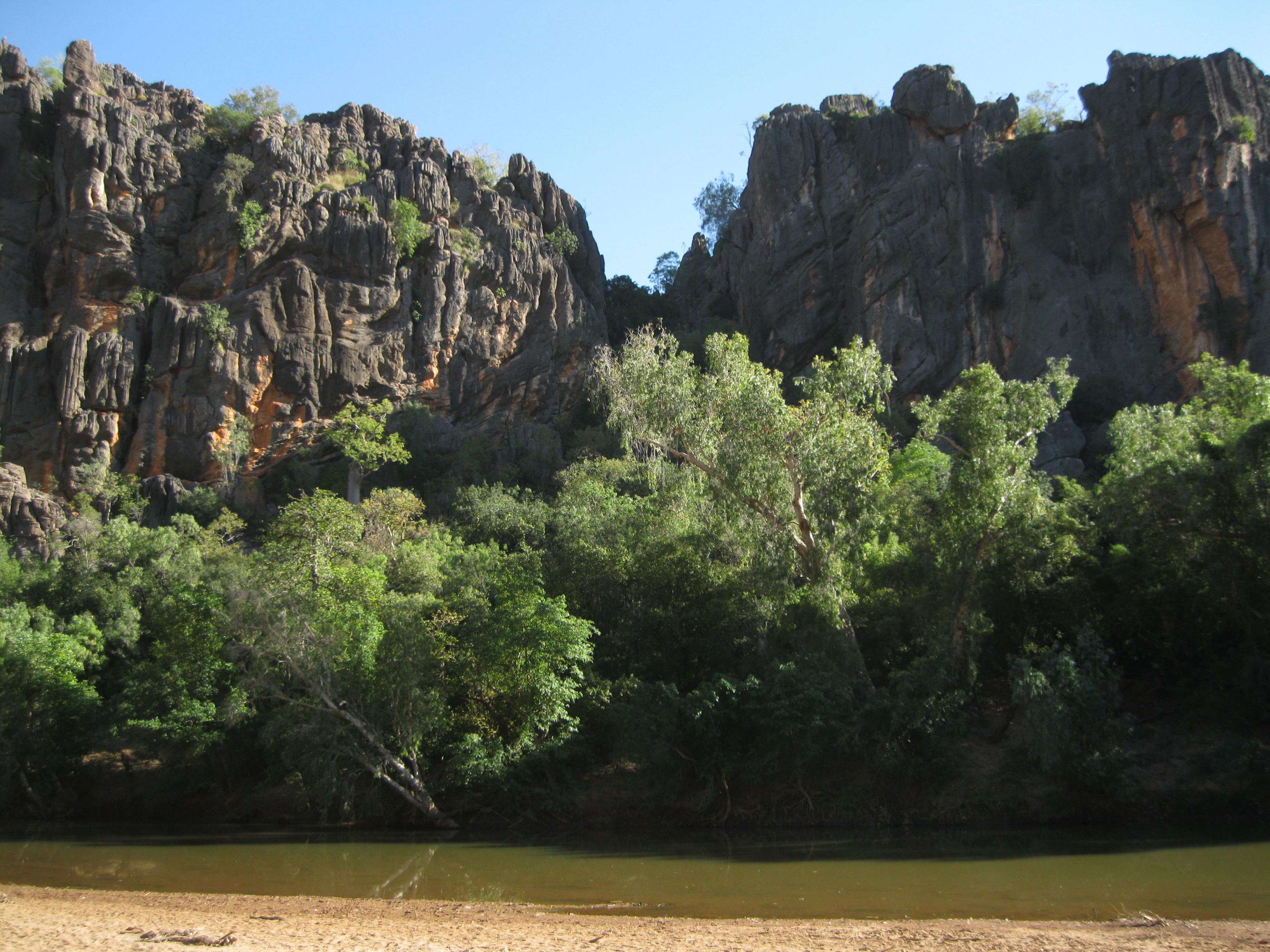 Windjana Gorge National Park Western Australia Journeyscope